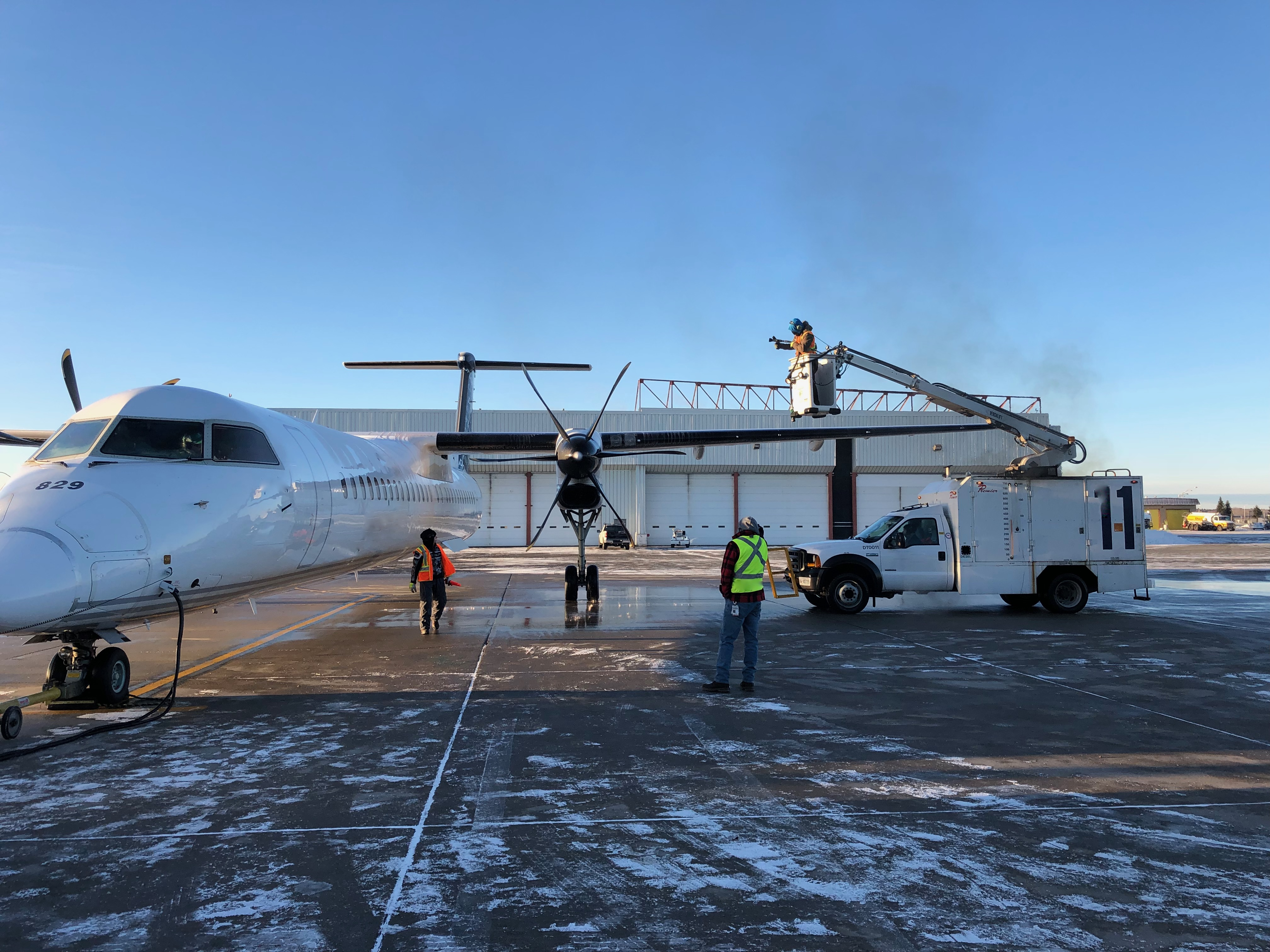 Say Goodbye to Vanilla Deicing Approaches