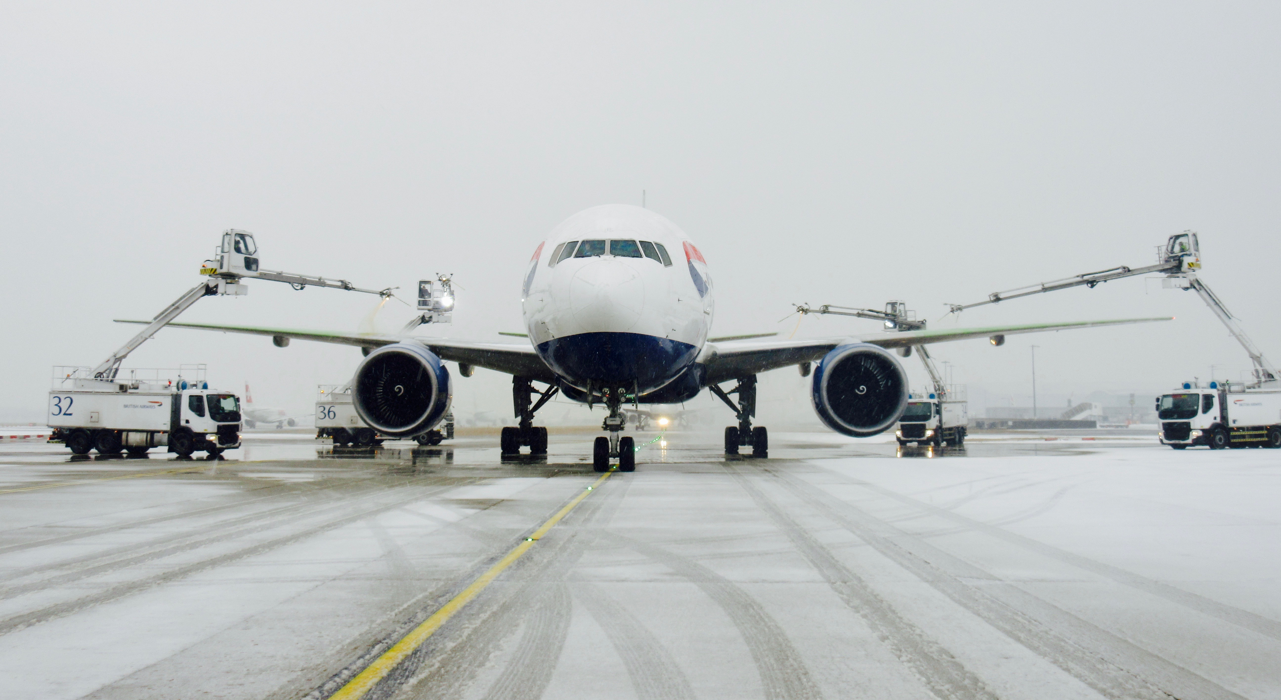 SureConsult Teams with ICF to Improve  Heathrow Winter Resilience