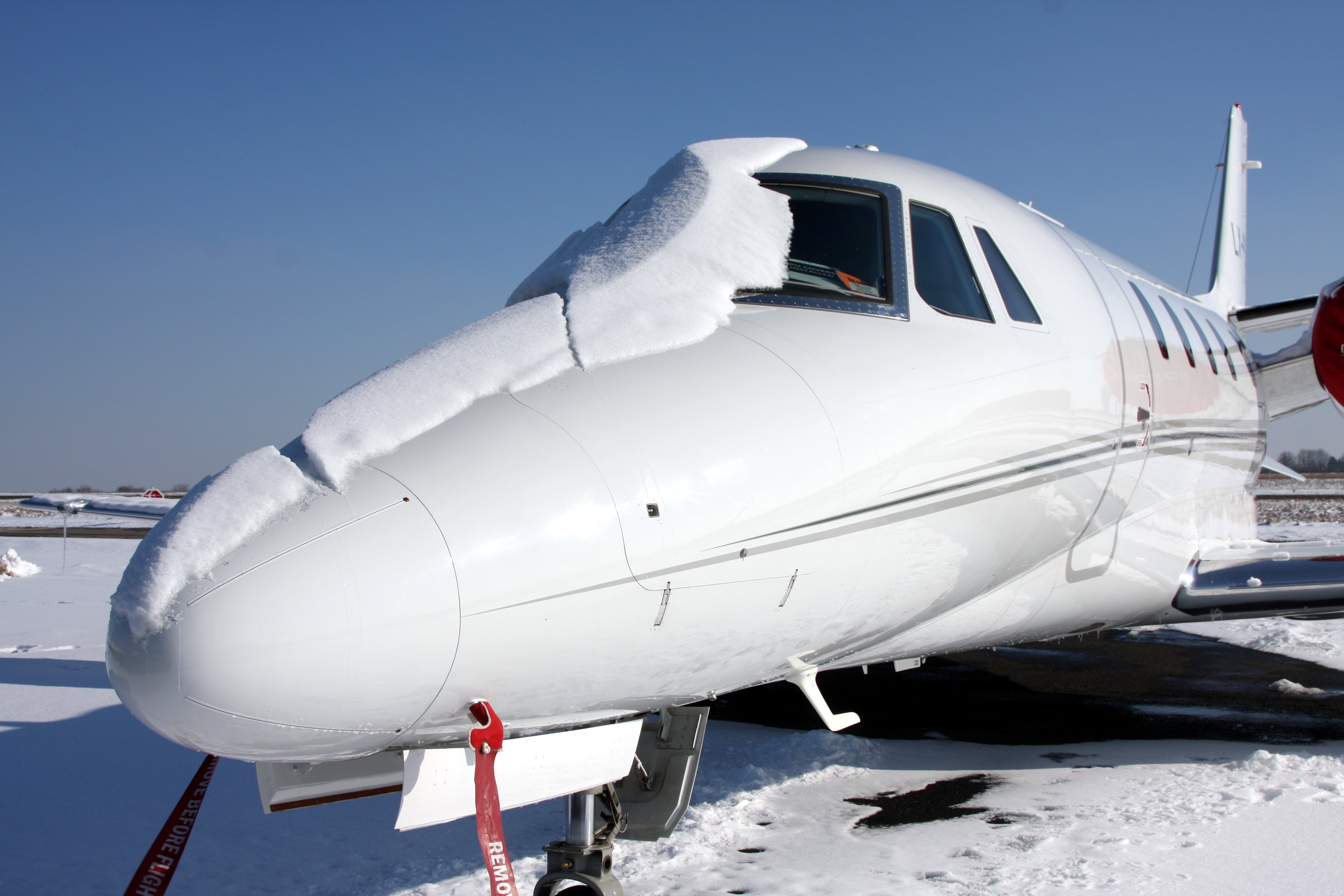 Online Hangar Anti-Icing Training Takes Off